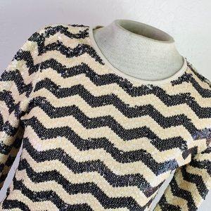 J. Crew Sweaters - J Crew Sequined Sweater